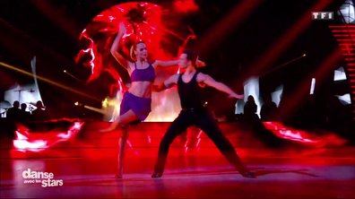 Un tango pour Camille Lou et Grégoire Lyonnet  sur « Santa Maria »