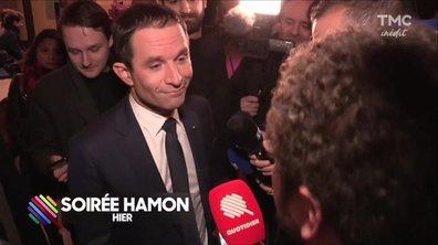 Primaire de Gauche - Benoit Hamon soutenu par Edward Snowden