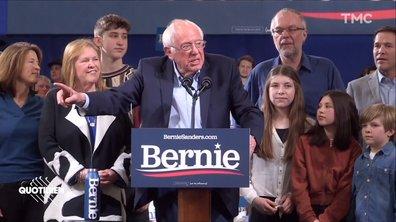 Primaire démocrate : Joe Biden et Bernie Sanders s'imposent au Super Tuesday