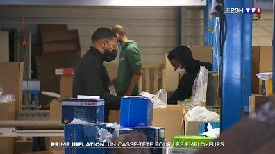 Prime inflation de 100 euros : un casse-tête pour les employeurs