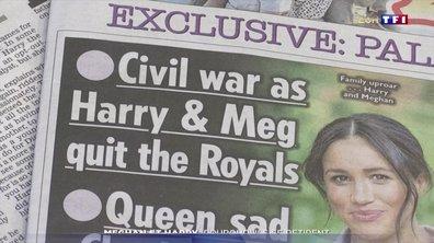 Prince Harry et Meghan Markle : pourquoi ils se retirent de la monarchie britannique