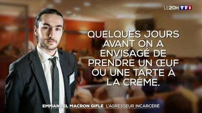 Prison ferme pour l'homme qui a giflé Macron : le récit de l'audience