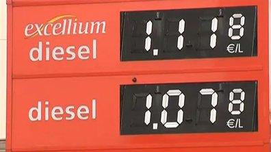 Le prix du carburant toujours à la hausse !