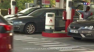 Prix des carburants : ils font leur plein en Espagne