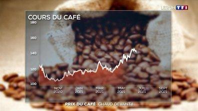 Prix du café : chaud devant !