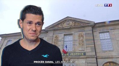 Procès Daval : les aveux de l'accusé