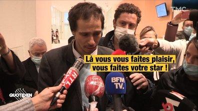 Procès de Charlie Hebdo : altercation entre les parties civiles et le mentor des frères Kouachi
