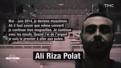 Procès de Charlie Hebdo : l'audition d'Ali Riza Polat, le meilleur ami d'Amédy Coulibaly