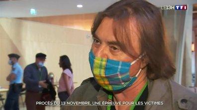 Procès du 13-Novembre : l'émotion des victimes et des proches