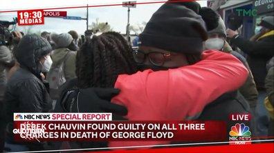 Procès George Floyd : Derek Chauvin déclaré coupable, soulagement aux États-Unis