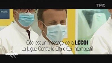 Profession président: apprenez à parler le Macron masqué