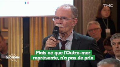 Profession président : le discours poignant des Outre-mer face à Emmanuel Macron