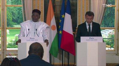 Profession Président : Emmanuel Macron ferme les yeux sur les dérives autoritaires au Niger