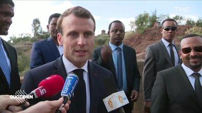 Profession président en Ethiopie : de la chaleur et des mouches, beaucoup de mouches