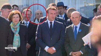 Profession Président : mais que faisait Jean-Pierre Elkabbach en tribune officielle ?