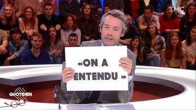 Profession président : le gouvernement a-t-il VRAIMENT entendu les Français ?