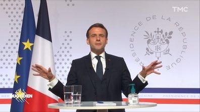 Profession président: il en pense quoi Emmanuel Macron du capitalisme ?