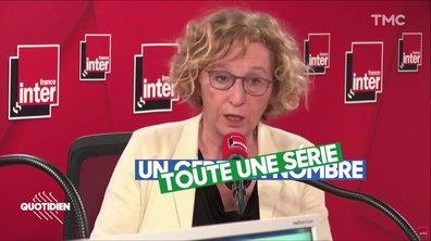 Profession président : l'échec TOTAL de l'interview de Muriel Pénicaud