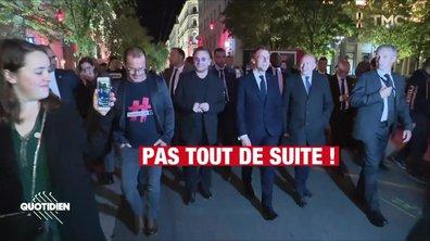 """Profession président : """"Macron"""" et """"à poil"""", kamoulox ? Pourtant..."""
