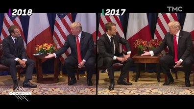 Profession Président : Macron et Trump, on prend les mêmes et on recommence