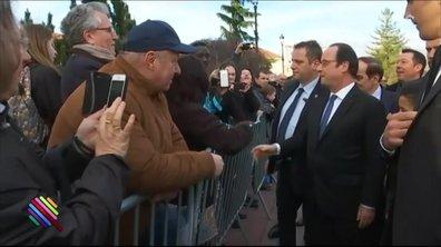 Profession Président : la semaine très diplomatique de François Hollande