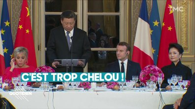 Profession président : Xi Jinping s'est essayé au français