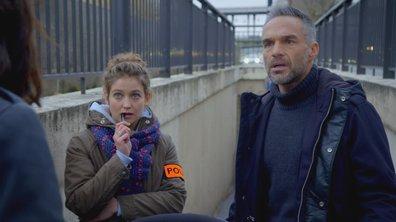 Adèle a de la compagnie sur une scène de crime… Rocher et Emma sous le choc !