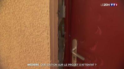 Projet d'attentat : les derniers éléments sur l'enquête lancée à Béziers