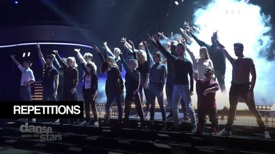 """Répétitions - """"On vous attend pour la finale"""" - Les retrouvailles des stars de la saison"""