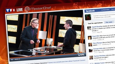 MasterChef en direct sur TF1.fr !