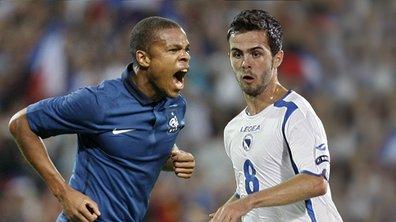 France - Bosnie : les Bleus tout près de l'Euro 2012