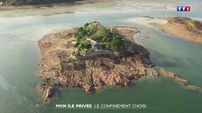 Propriétaires de leur île, ils se donnent pour mission de la protéger