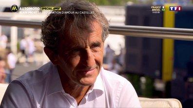 F1 - Alain Prost : Sa déclaration d'amour au Castellet