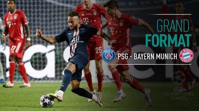 PSG - Bayern : Voir le résumé du match en vidéo