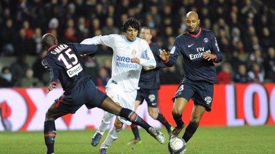 28 février 2010: la dernière fois que l'OM a battu le PSG au Parc des Princes...