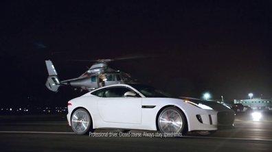 Publicité Super Bowl 2014 : Jaguar et les méchant britanniques