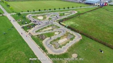 Pump track : le nouveau terrain de jeu
