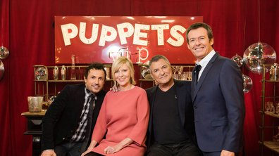 Puppets, le grand show des marionnettes, présenté par Jean-Luc Reichmann, arrive le 02 janvier 2016 à 20h55 sur TF1 !