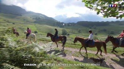 Pyrénées : les beautés cachées du plateau de Bénou