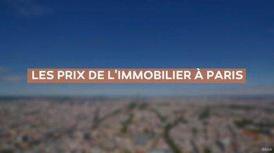 Les prix de l'immobilier à Paris