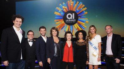 """""""QI - La France passe le test"""" : Le tableau d'honneur des internautes"""