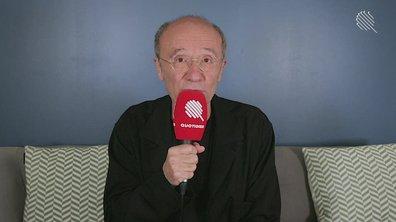 Qoulisses avec Philippe Geluck !
