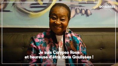 Qoulisses avec Calypso Rose !
