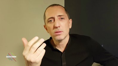 Qoulisses avec Gad Elmaleh !
