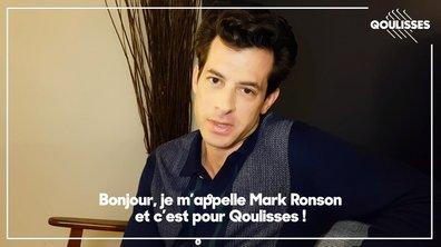 Qoulisses avec Mark Ronson !