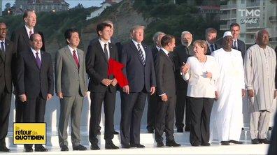 Ce qu'il fallait retenir du sommet du G7