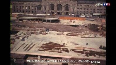 Quartiers emblématiques : la gare de Strasbourg