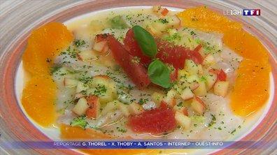 Quatre à table : un menu 100% poisson