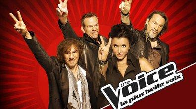 The Voice : en direct sur TF1, MYTF1 et les réseaux sociaux !