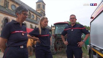 Que des pompiers volontaires sur l'Île de Sein
